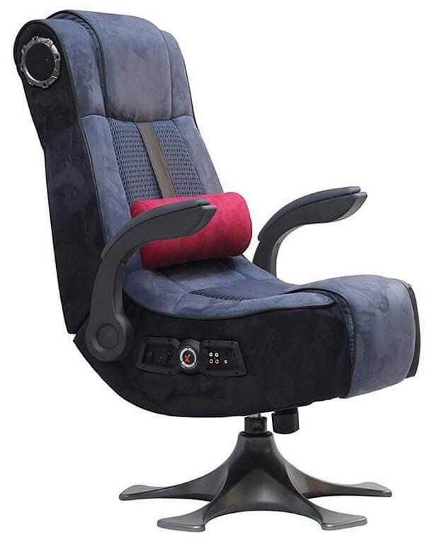 X-Rocker 5129201 Pedestal Video Gaming Chair